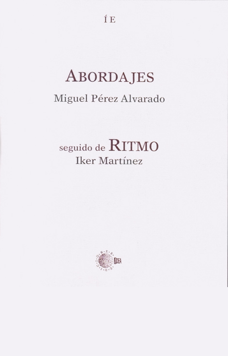 Abordajes cover